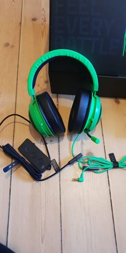 Image of my Kraken Tournament Edition in Green