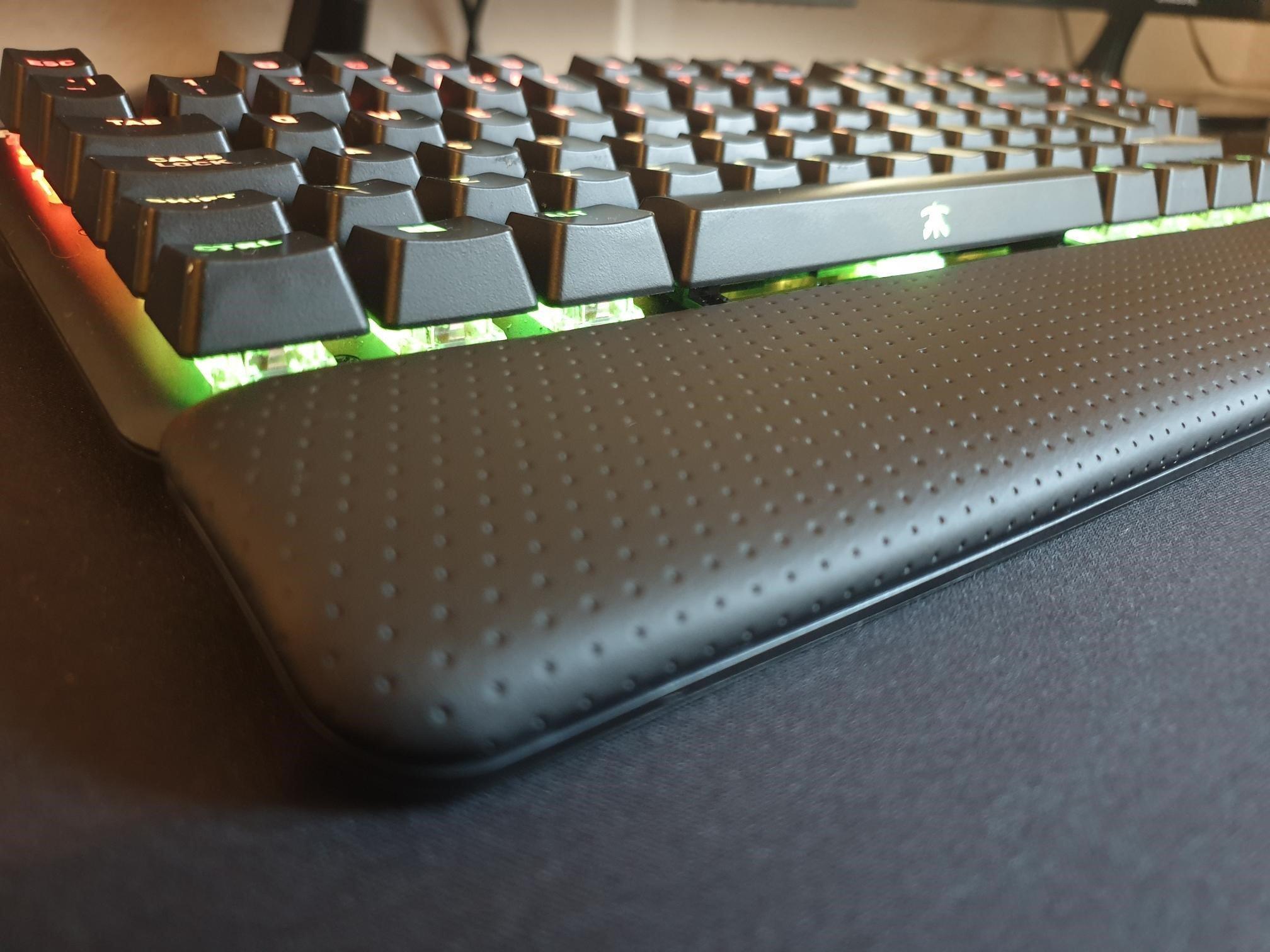 Image of Fnatic mechanical keyboard