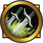 Classic wow rogue icon