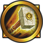 Classic wow paladin icon