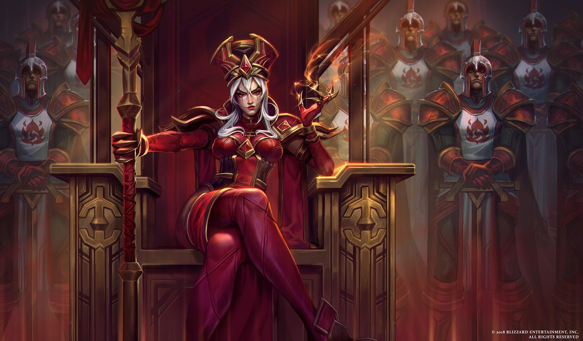 Warcraft priest wallpaper