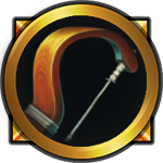Classic wow hunter class icon