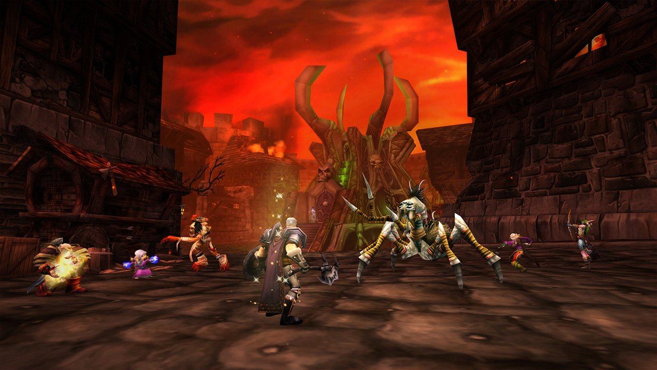 Classic World of Warcraft screenshot