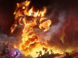 Ragnaros Wallpaper for Classic Wow