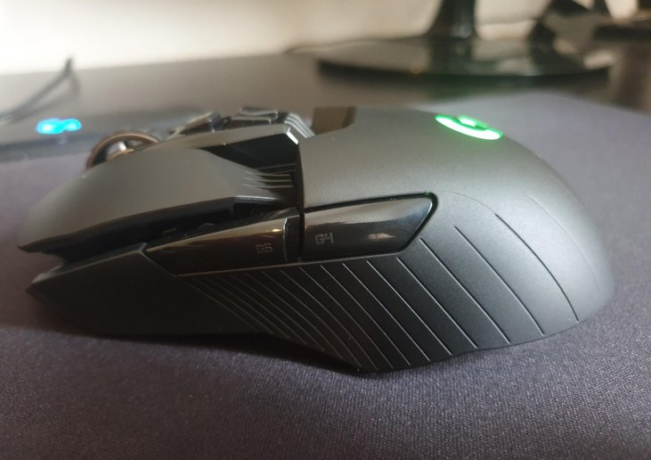 Logitech G903 Hero Review | Pro Gamer Reviews