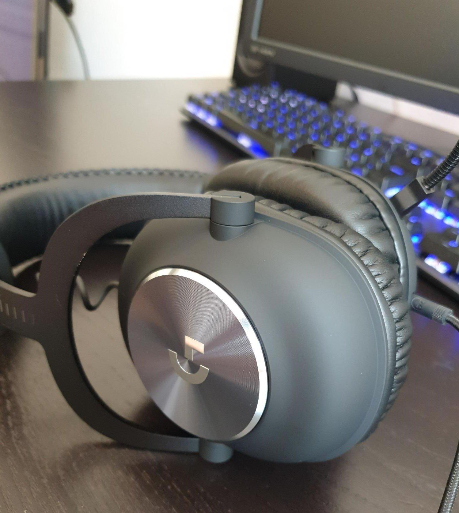 Image of Logitech G Pro X headset