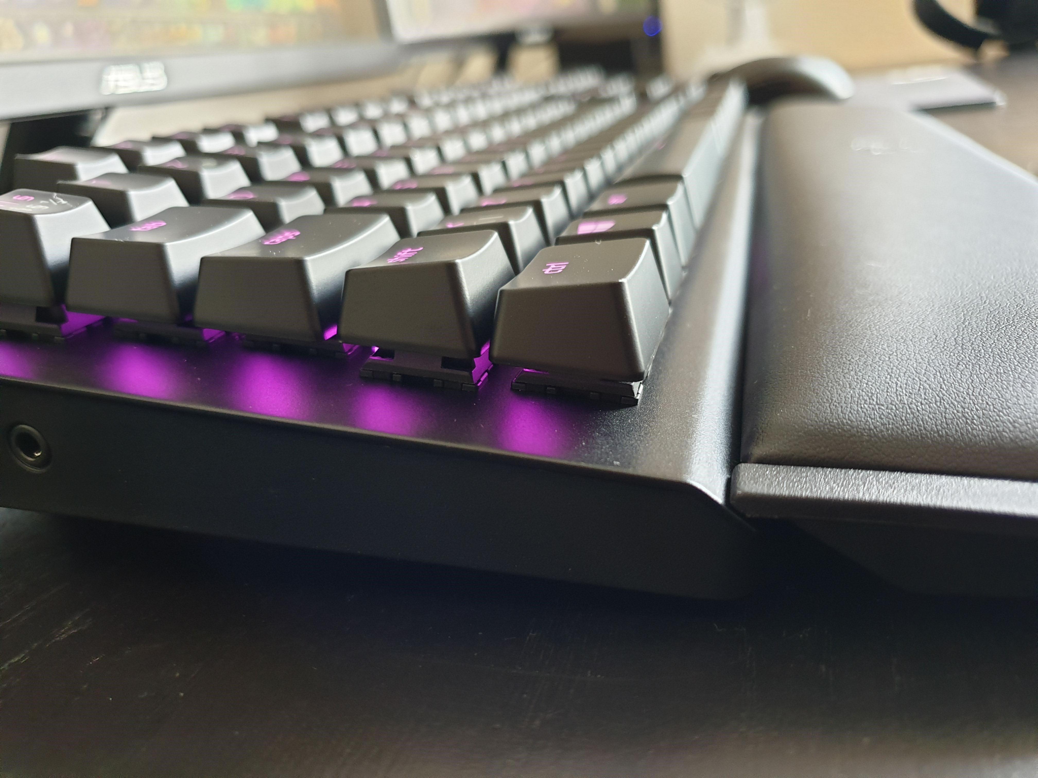 Image of Razer Blackwidow Elite mechanical keyboard
