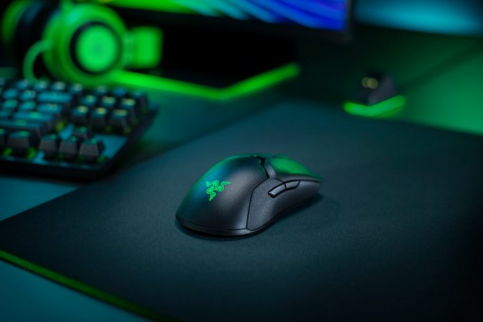 Image of Razer Viper Ultimate gaming mouse