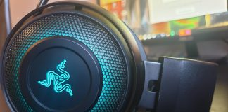 Image of my Razer Kraken Ultimate review sample