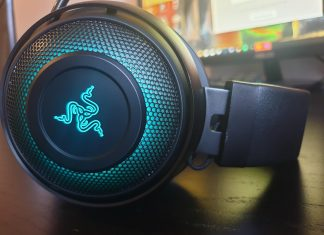 Image of my Razer Kraken Ultimate review sample