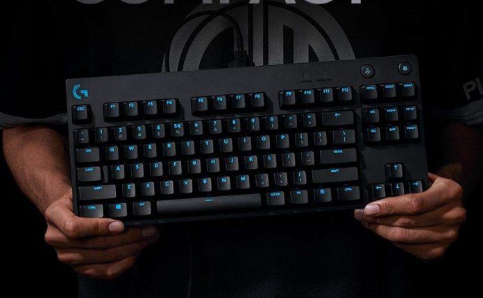 Image of Logitech G Pro keyboard