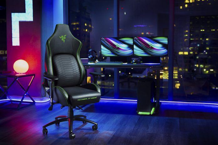 Image of Razer Iskur gaming chair